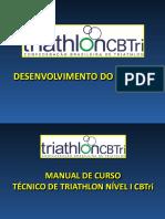 Manual de Curso - Técnico de Triathlon Nível I CBTri