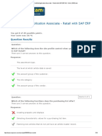 1SAP Certified Application   Associate - Retail with SAP ERP 6.pdf