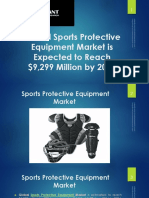 Global Sports Protective Equipment Market is Expected To
