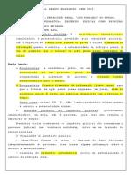 2015 - Carreira Jurídica  - CERS 2015 - DIREITO PROCESSUAL PENAL - RENATO BRASILEIRO.docx