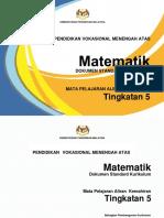 DSK Matematik MPAK Tingkatan 5
