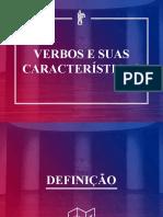 Verbos - Gramática Portugues