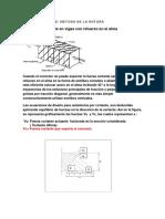 Diseño en Corte - Teoria Parcial