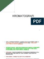 Prinsip Dasar Kromatografi
