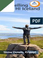 Farfuglar Hostelling International Iceland Brochure 2017