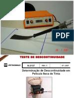 PC-07  Teste de Descontinuidade 2012.pptx