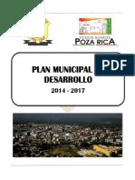 PLAN MUNICIPAL DE DESARROLLO POZA RICA 2014 - 2017.pdf