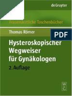Hysteroskopischer wegweiser in Gynaekologie.pdf