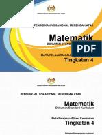 DSK Matematik MPAK Tingkatan 4