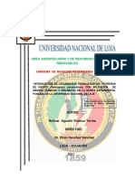 Introduccion de Leguminosas Forrajeras en Potreros de Kikuyo (Pennisetum Clandestinum) Con Aplicación de Abonos Químicos y Orgánicos en La Quinta Experimental Punzara de (1)