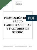 1 Promocion de La Salud Cardiovascular y Factores de Riesgo