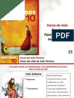 Farsa de Inês Pereira - Fases Da Vida de Inês