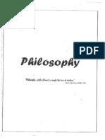 philosphy