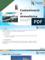 Contaminación   Atmosférica.odp