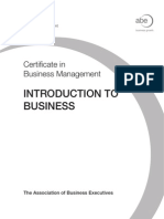 01 Intro to Business Txt