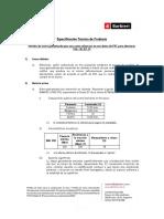 Refuerzos de Acero Para Aberturas de PVC - Rev 14 - 11.03.14