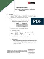 Perfiles Para Estructuras de Sistemas de Construcción en Seco - Rev11 - 05.06.13