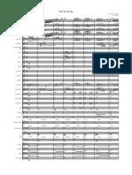 Alfa e Omega - Orquestra - Full Score