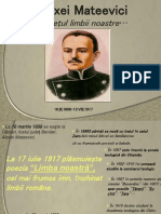 Alexei Mateevici.ppt