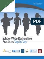 Denver School-Based Restorative Practices Partnership