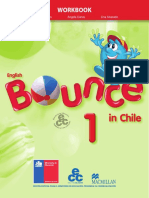 Inglés 1º Básico-Workbook