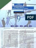 El Trabajo Directivo y El Trabajo Operativo en La Empresa