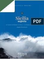 """Introduzione """"Sicilia Segreta. Un viaggio letterario in Sicilia   A literary journey in Sicily"""" di Emanuela Zocchi"""