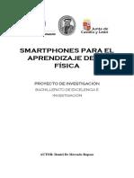 Smartphones Para El Aprendizaje de La Física - Daniel de Mercado Raposo