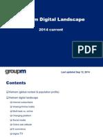 Digital Landscape Update 2018