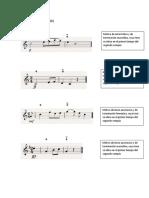 motivos musicales