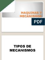 Clase 7.5 Tecnologia y Disposicion de Planta Maquinas y Mecanismos II