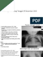 Tugas Radiologi Tanggal 29 Desember 2015
