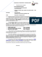 Informe de Toner - Peru Compras