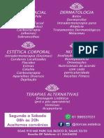 Dorcess Fonseca Centro de Estética