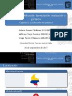 Presentacion Cap 6 Libro Arboleda