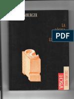 La Lógica de La Literatura. Käte Hamburger