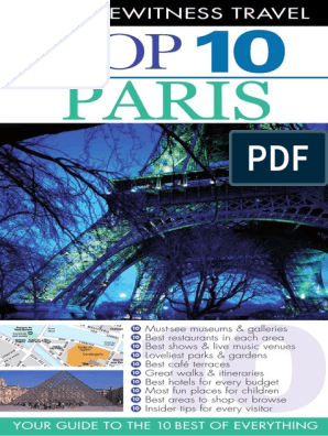 Top 10 Paris Pdf Paris