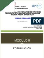 Capacitacion Modulo 2-Formulacion