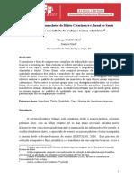Qualidade nas manchetes de Diário Catarinense e Jornal de Santa Catarina