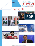 Current Affairs Study PDF - June 2017 by AffairsCloud