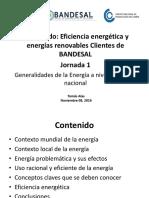 P1 Generalidades de Energia y Conceptos de Eficiencia Energética
