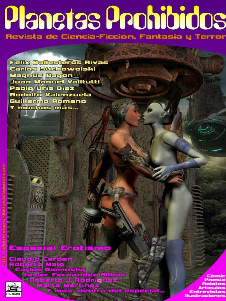 Amas Y Eunucos Porno planetas prohibidos