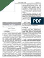 Decreto Supremo N° 002-2017-TR