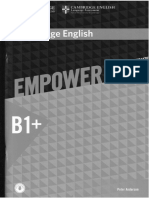 1anderson Peter Empower b1 Workbook Intermediate With Answers
