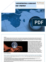 Global Investment Opportunities- A Low-Cost Passive 'Buy-And-Hold' Strategy