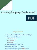 Assembly Basics