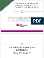 Procesos y Procedimientos Laborales_joseph Cieza
