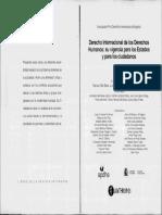 """2.1. Pigrau Solé, A., """"Introducción al Derecho Internacional de los Derechos Humanos"""""""