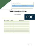 Politica de Calidad FORMASUR (1)