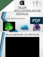 presentación del taller de cristalización.pptx